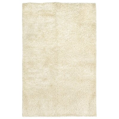 Bali Hand Woven Ivory Indoor/Outdoor Area Rug Rug Size: Rectangle 5 x 76