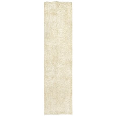 Bali Hand Woven Ivory Indoor/Outdoor Area Rug Rug Size: Runner 2 x 8