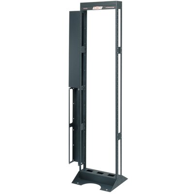 Relay Floor Mount Enclosure Rack Spaces: 24U