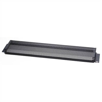 Perforated steel security cover Size: 1 space