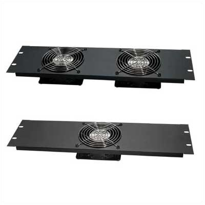 Quiet Fan Panel Style: 2 fans (Dual fan  Panel)
