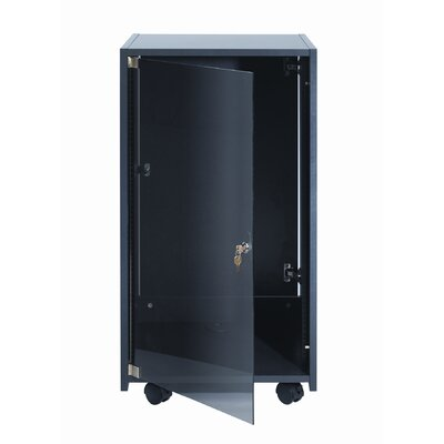 Elite Rack front doors- ERKD Size: Front door for 16U elite rack
