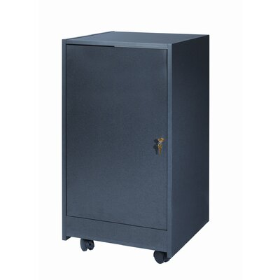Elite Rack rear doors ERKD Color: Ebony, Size: Rear door for 12U elite racks