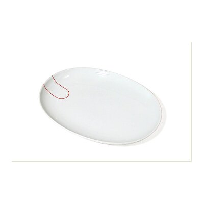 Five Senses Touch! Red 9 Serving Platter