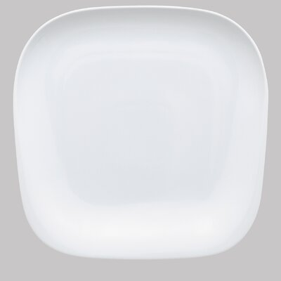 Elixyr White 13 Charger Plate