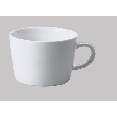 Five Senses White Cafe Au Lait Cup