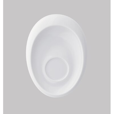 Tao 5.2 Saucer In White (set Of 6)