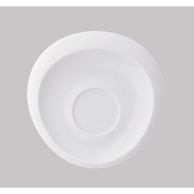 Tao 6.3 Saucer In White (set Of 6)