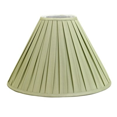 18 Empire Lamp Shade Color: Celadon