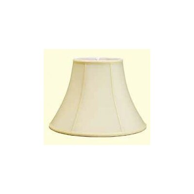 14 Shantung Soft Bell Candelabra Shade Color: Egg