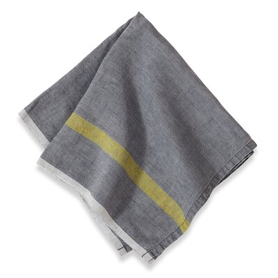 Laundered Linen Stripe Napkin