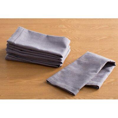 Sable Run Napkin Color: Paris Grey