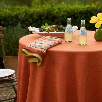 Sable Run Tablecloth Size: 108