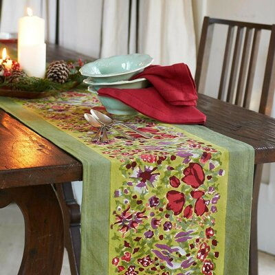 Christianson Table Runner Size: 72