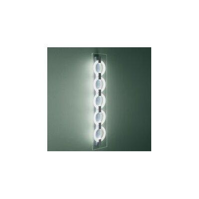 Image of 0-Sound 5 Light Flush Ceiling Light