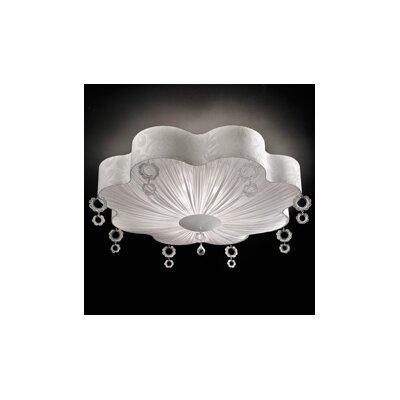 Leucos Giselle PL140 4 Light Flush Light