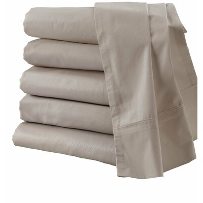 300 Thread Count Sheet Set Size: Twin, Color: Linen