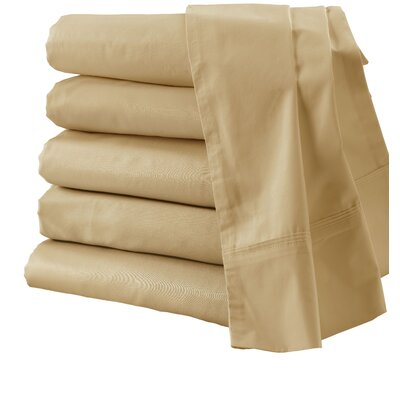 300 Thread Count Sheet Set Size: Full, Color: Corn Silk