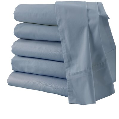 300 Thread Count Sheet Set Size: Full, Color: Lake Blue