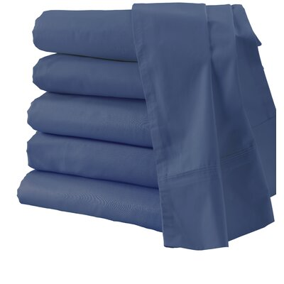 300 Thread Count Sheet Set Size: King, Color: Midnight Blue