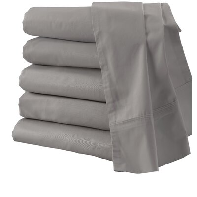 300 Thread Count Sheet Set Size: Twin, Color: Stone