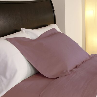 Temperature Regulating Pillowcases Size: Standard, Color: Rose