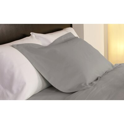 Temperature Regulating Pillowcases Size: Standard, Color: Stone