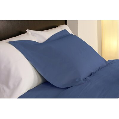 Temperature Regulating Pillowcases Size: Standard, Color: Midnight Blue