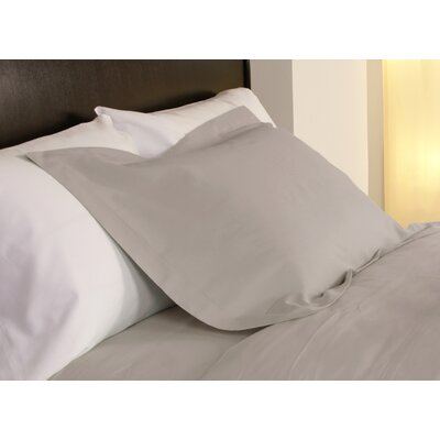 Temperature Regulating Pillowcases Size: Standard, Color: Linen