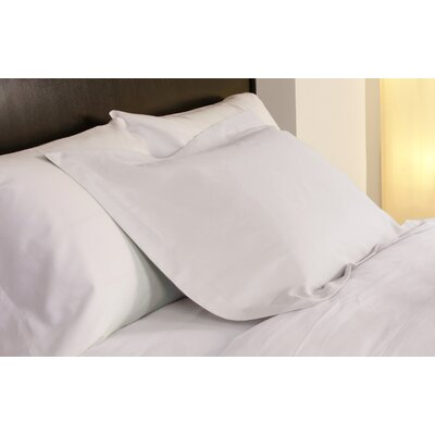 Temperature Regulating Pillowcases Size: King, Color: White
