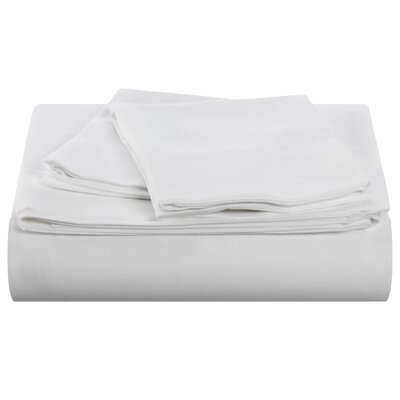 3 Piece 300 Thread Count Sheet Set Size: Queen