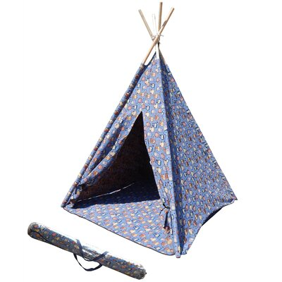 Children's Teepee Play Tent MA611