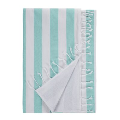 Deck Beach Towel Color: Light Blue