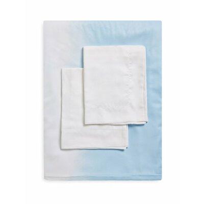 3 Piece Duvet Cover Set Size: Full, Color: Blue