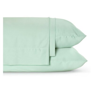 Resort Living 250 Thread Count Sheet Set Size: Queen, Color: Seafoam