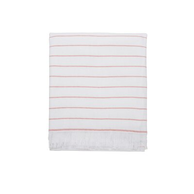 Solana Beach Towel Color: Coral