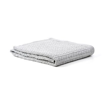 Wool Blanket Color: Gray