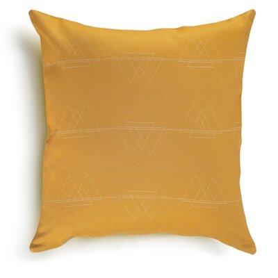 Perissa Cotton Pillow Cover Color: Sunburst