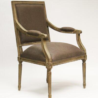 Louis Fabric Armchair