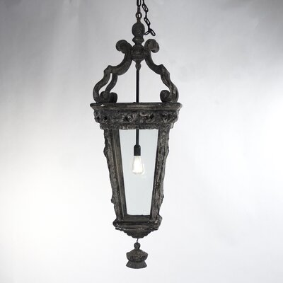 Dante 1-Light Foyer Pendant