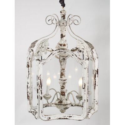 Amelie 2-Light Foyer Pendant