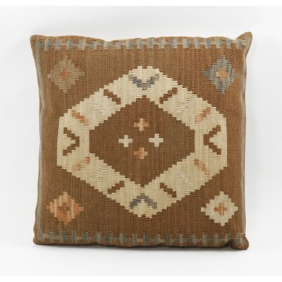 Kilim Vasai Throw Pillow