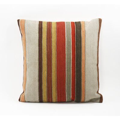Kilim Surat Throw Pillow