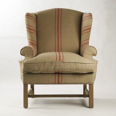 Fabien Wing back Chair