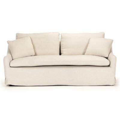 Rich Slipcover Settee