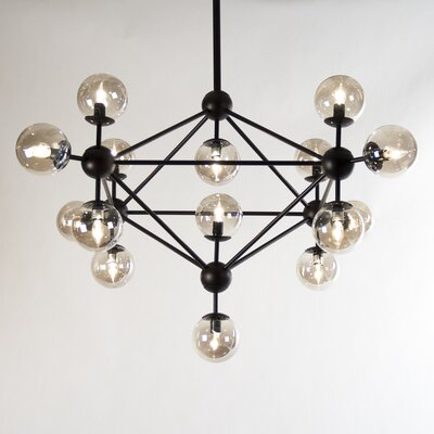 Logan 15-Light Sputnik Chandelier