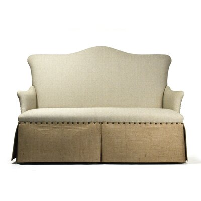 Seater Skirted Sofa