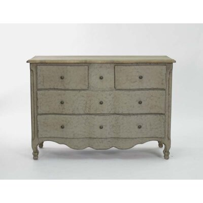 4 Drawer Edmond Dresser