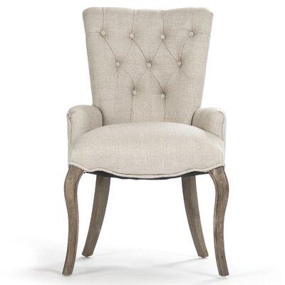 Iris Tufted Armchair