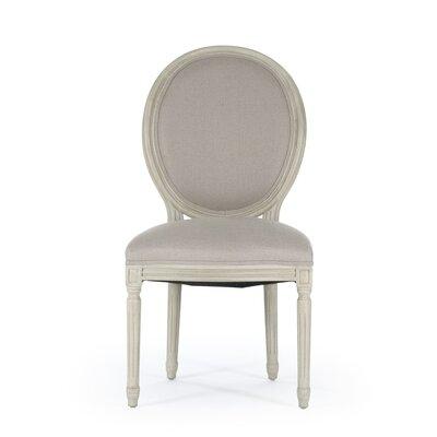 Medallion Side Chair